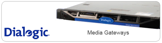 Dialogic DMG Media Gateway