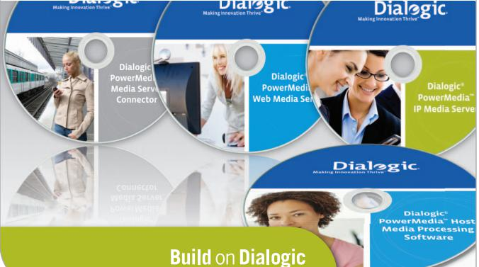 Dialogic PowerMedia HMP