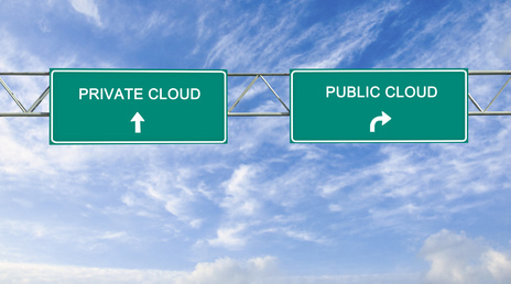 Comparison between Public Cloud Vs Private Cloud