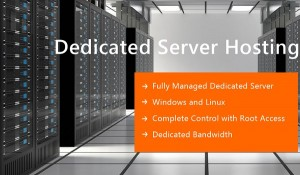 Managed Dedicated Server Hosting Service