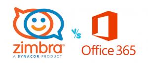 Zimbra Vs Office 365 Comparison