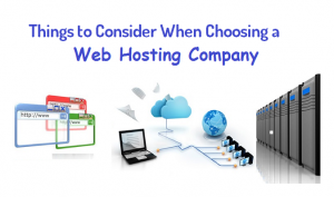 Web Hosting Services Provider