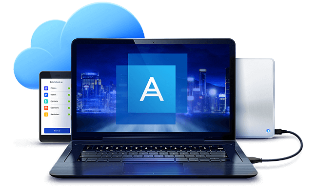 Reasons to use the Acronis Backup Service