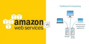 AWS versus Traditional Hosting