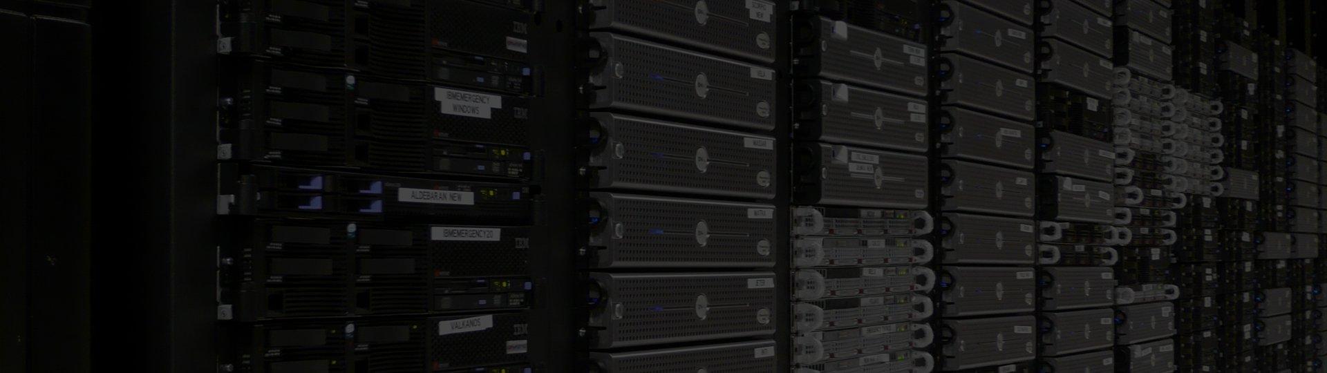 Dedicated server managed k