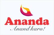 Ananda Milk logo