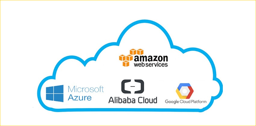 AWS vs MS Azure vs Alibaba Cloud vs Google Cloud