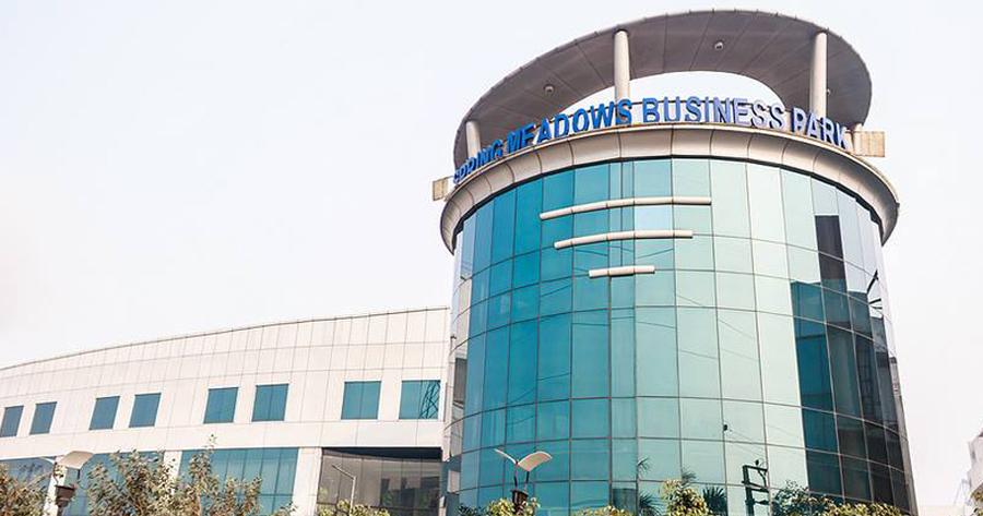 i2k2 Networks - Noida office