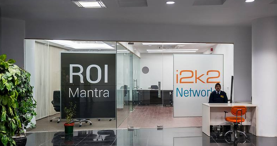 i2k2 Networks - Head office Noida