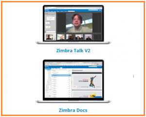 Zimbra Email Hosting features
