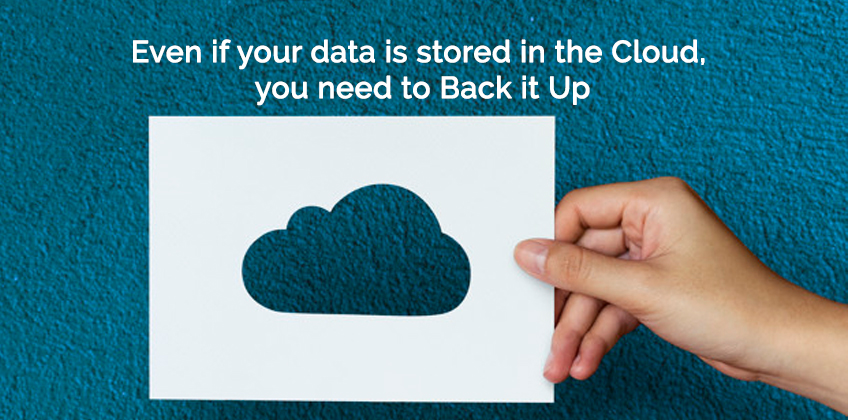 Necessity of Data Backup